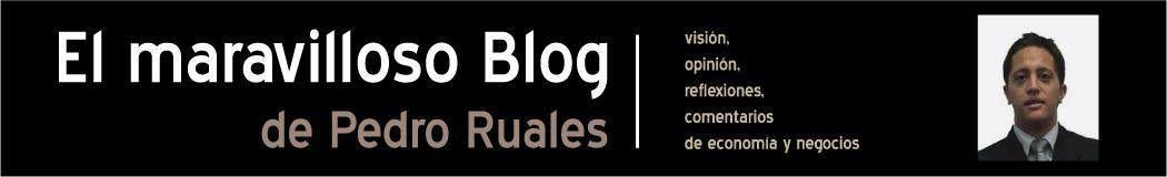 El Maravilloso Blog de Pedro Ruales