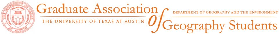 UT Graduate Association of Geography Students