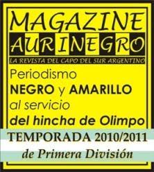 Magazine Aurinegro