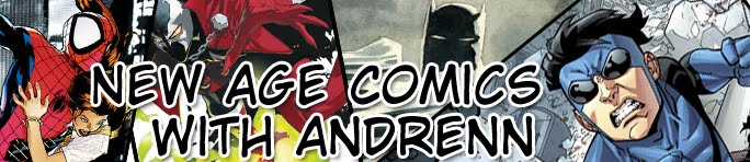 New Age Comics with Andrenn