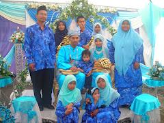 Familyku & Pengantin Haris&Aemy