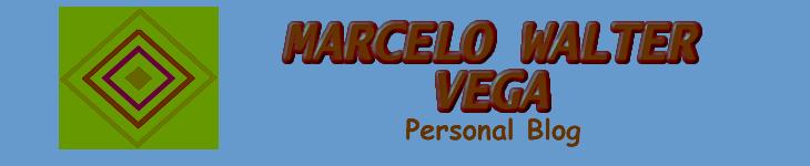 Blog de Marcelo Vega
