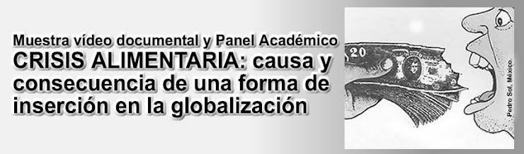 Panel Académico Crisis Alimentaria