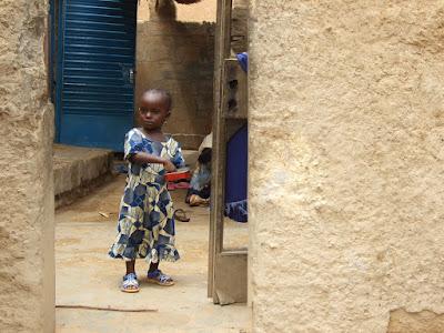 Niger - Petite fille