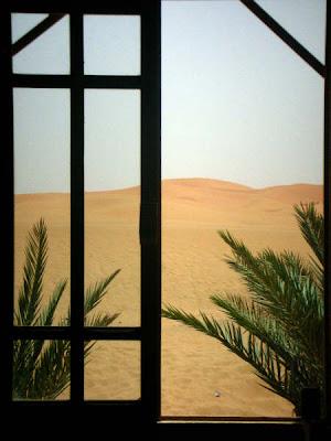 Sahara - Fenêtre ouverte sur le désert