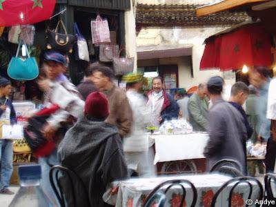 Maroc - Fès - Moment d'éternité