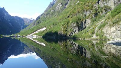Norvège - Mon voyage au pays des Vikings