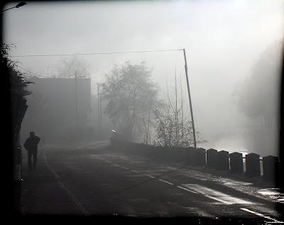 Pontcharra (Isère) - A l'heure où blanchit la campagne