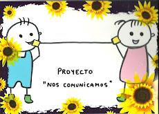 """PROYECTO """"NOS COMUNICAMOS"""""""