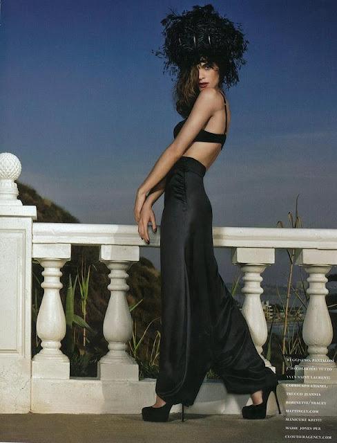 elisa sednaoui wiki. Model Muse: Elisa Sednaoui