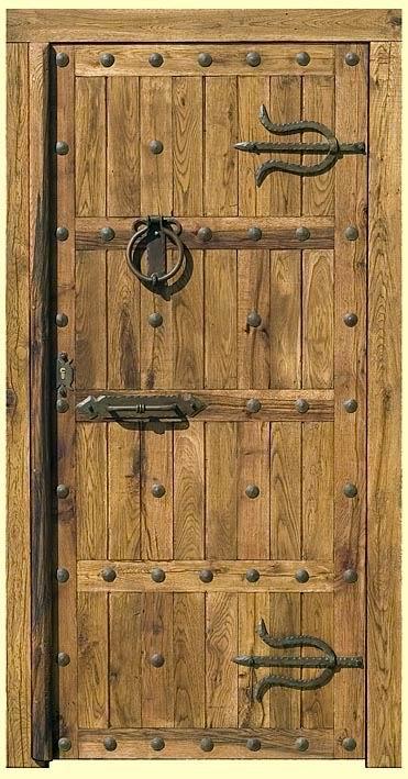 El mueble - Puertas viejas de madera ...