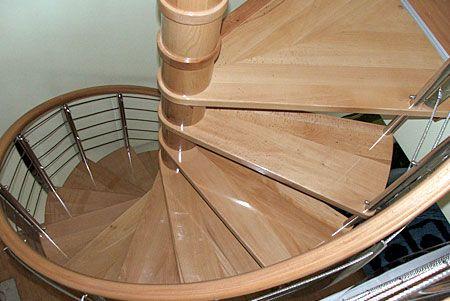 El mueble escaleras for Escalera madera 2 tramos