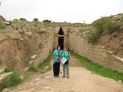 Micenas (tumba de Clitemnestra)