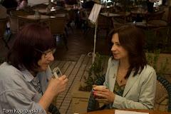 Z ANNĄ SROKĄ - rewlacyjną, śpiewającą aktorką rozmawia Ela Celejewska