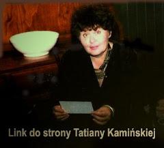 Strona pisarki Tatiany Kamińskiej