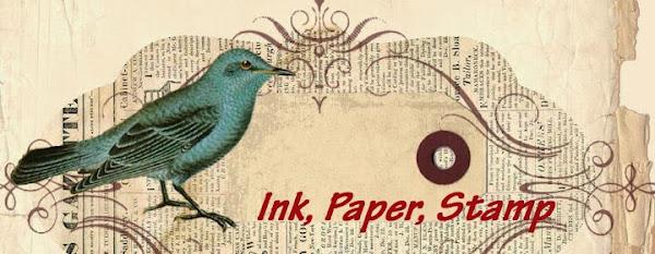 Ink, Paper, Stamp