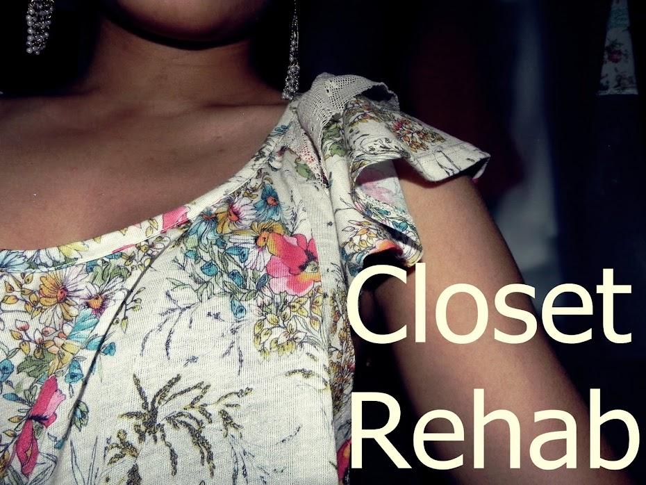 Closet Rehab