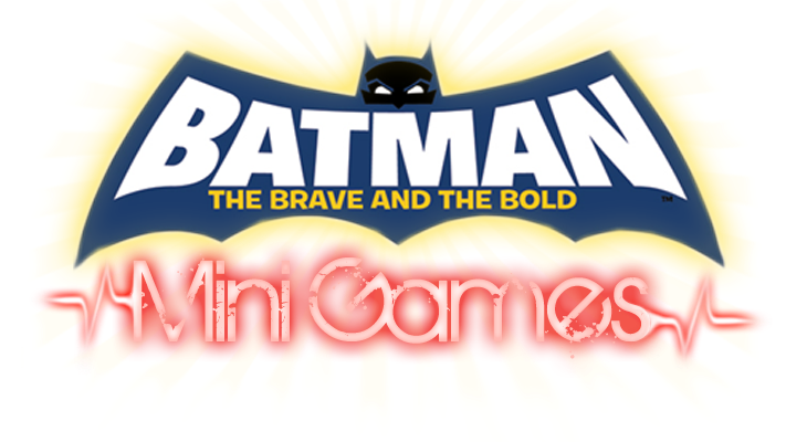 BATMAN: The Brave and the Bold-The Games!