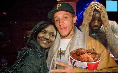 delonte west celtics. the whole Delonte West is