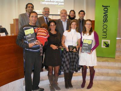 Premio joves empresaris