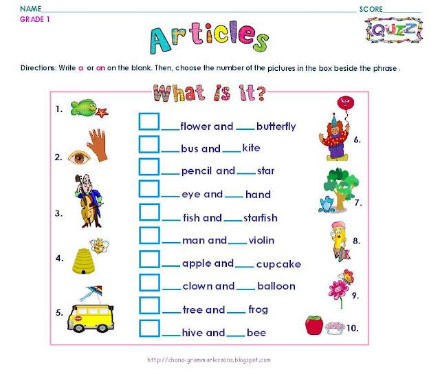 Printables Grade 1 English Grammar english grammar worksheets for grade 1 scalien worksheet scalien
