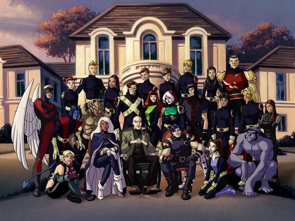 X Men Evolution Future Spike X-Men Evolutiom (Mp4,L...