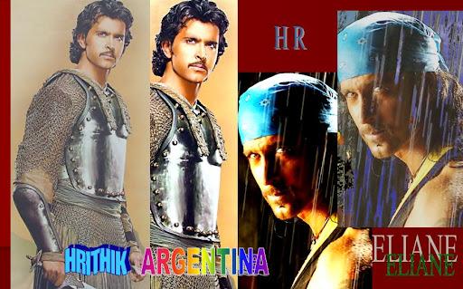 Hrithik Roshan Argentina