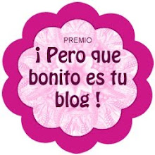 Premio recibido del blog de Noelia