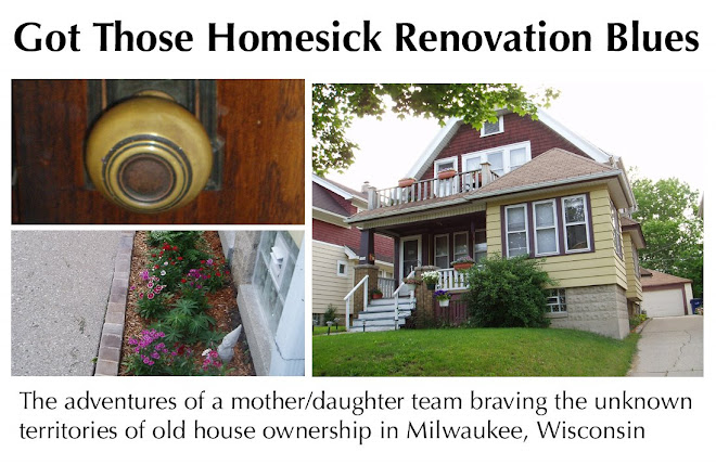 Got Those Homesick Renovation Blues