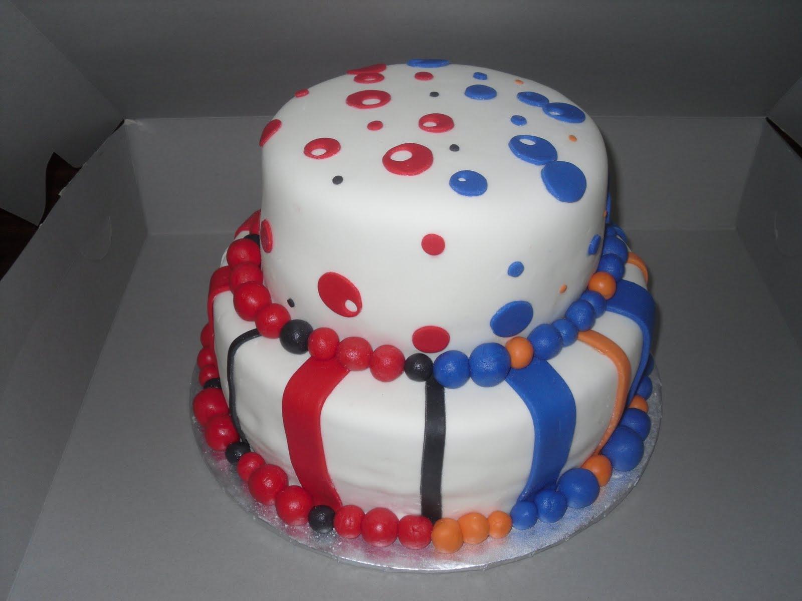 Auburn Graduation Cakes