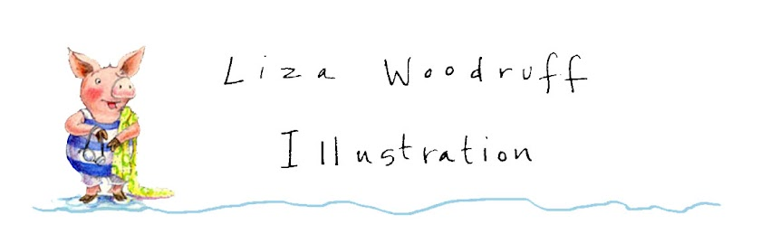 Liza Woodruff's Art Blog