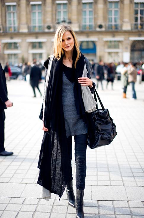 Dora Straw Street Fashion Paris London