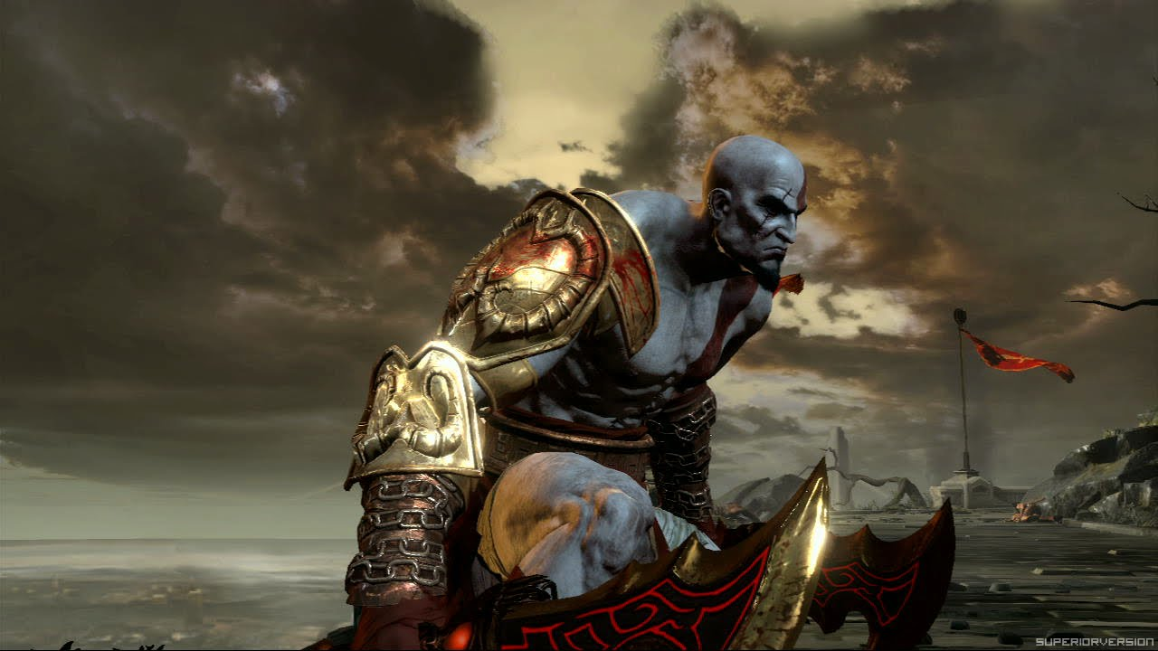 God of War 2 Gameplay http://gameswallpapers292.blogspot.com/2010/07/god-of-war-all-parts.html