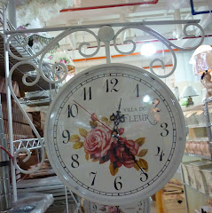 Clock English Style 2