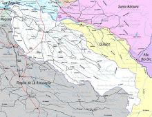 Mapas de Mulchén