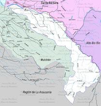 Mapas de Quilaco