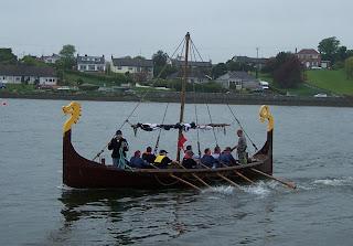 Viking Boat Race news @ CraftyCat.im