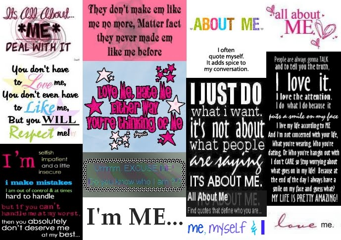 quotes about me. girlfriend quotes about me