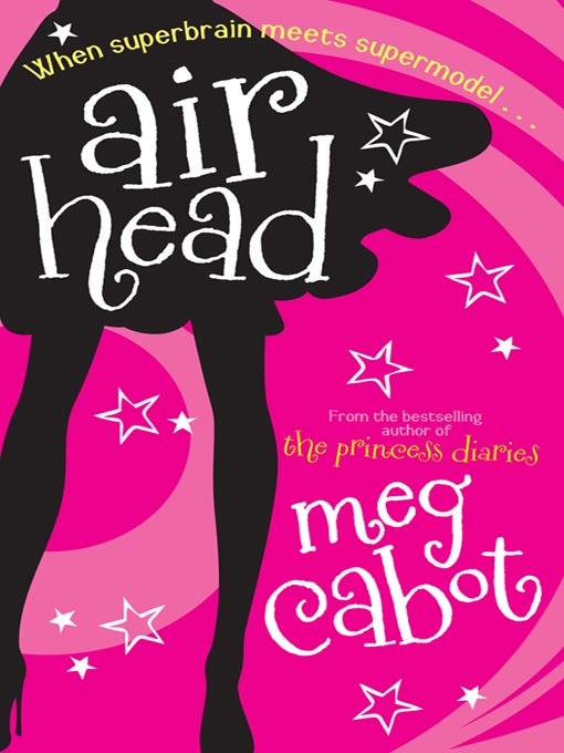 Portrait Of A Woman Airhead Meg Cabot