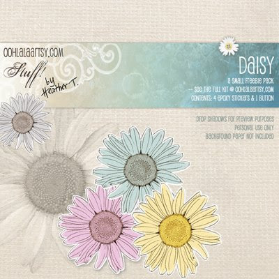 Heather Taylor, Daisy Freebie