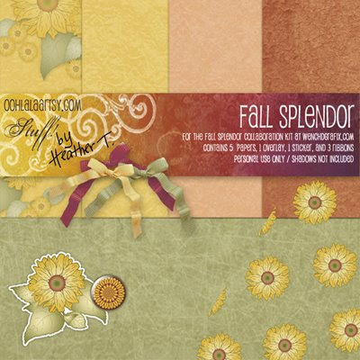 Heather Taylor, Fall Splendor Freebie