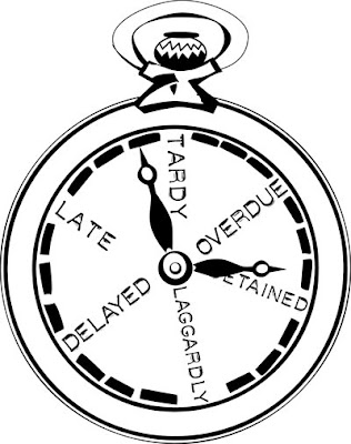 Heather Taylor, Late Pocket Watch