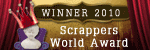 2010 Scrappers&#39; World Award