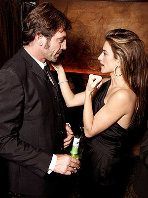 On Jan 22nd, Penelope Cruz and her husband Javier Bardem