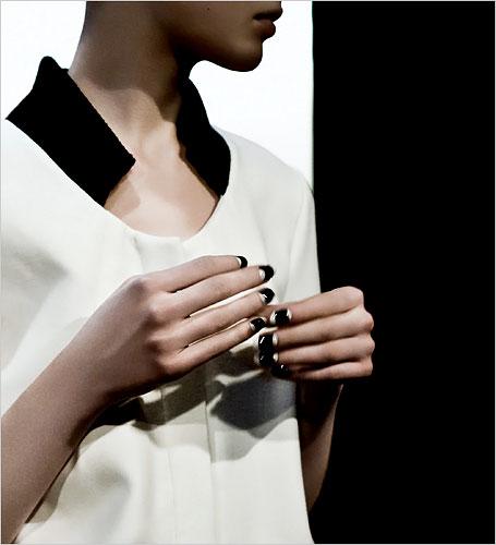 Nail polish colors 1920s dress