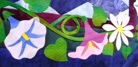 Morning Glory Quilt Designs