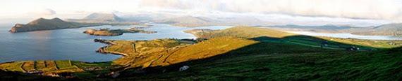 North Coast of Valentia, Beginish Island, la porte du paradis pour les voiliers