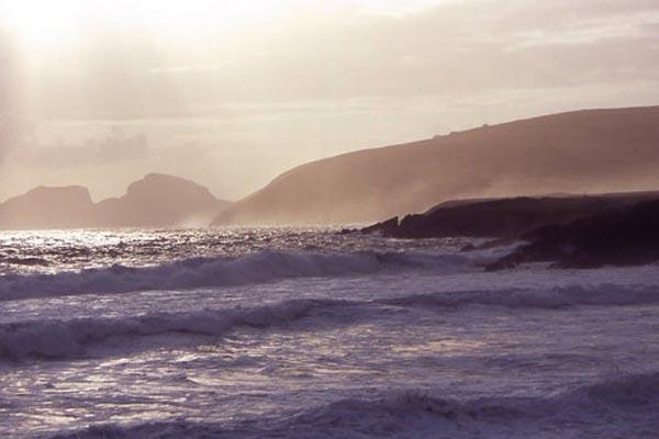 d'Natur am Kerry as eemoleg, well an schen