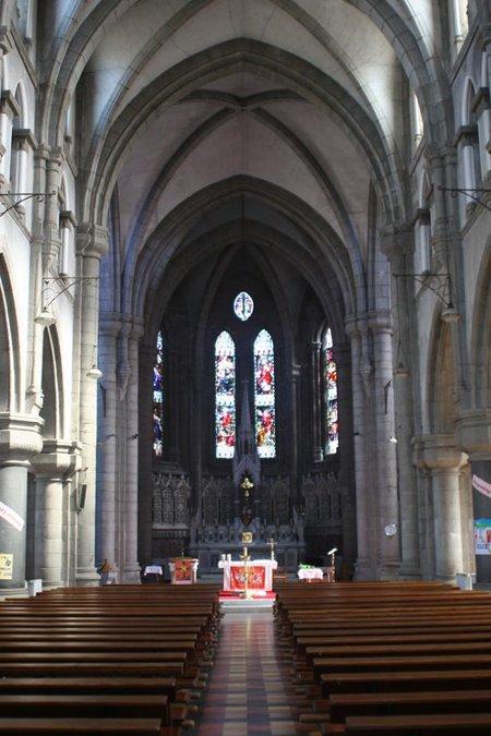 Cathedral vun Cahersiveen vun bannen
