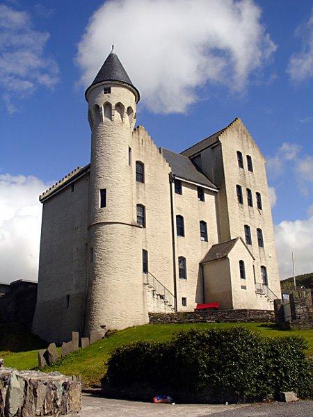 """""""The Barracks"""", een aalen Prison mat enger ganz komescher Geschicht (kuckt emol den Baustiil!!!)"""